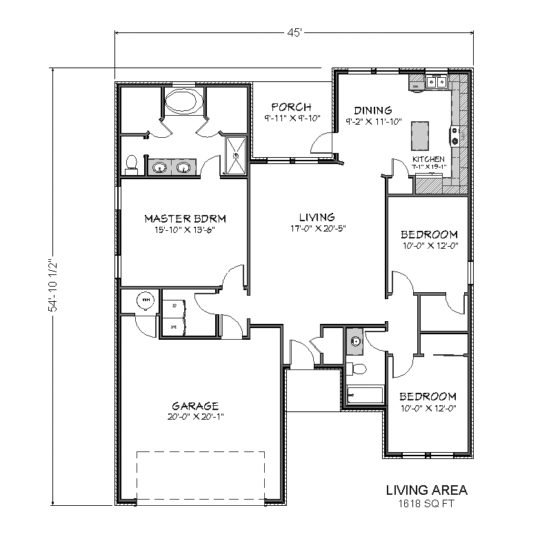 5013 Olivia floor plan JPG